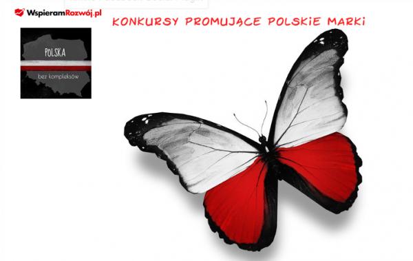 Konkurs promujący Polskie Marki
