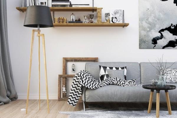 1_ lampy podłogowe na trzech nogach lampy na trójnogu podłogowe z drewna drewniane lampy polski producent oświetlenia lampy