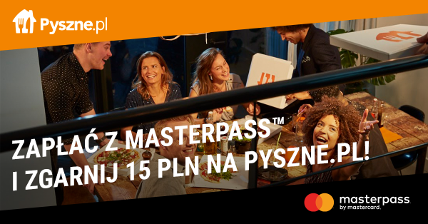 Pyszne_pl i Masterpass 1