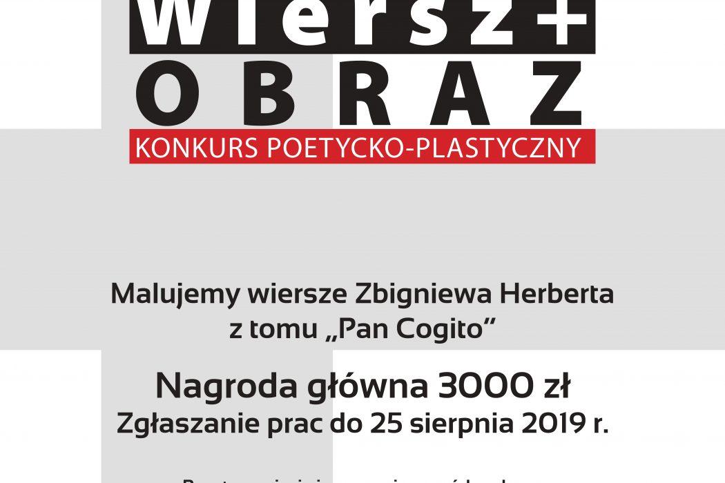 Wierszobraz Konkurs Poetycko Plastyczny Konkursy Kreatywne
